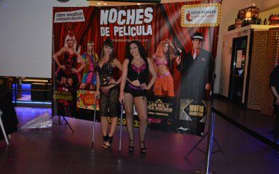Cena espectáculo NOCHES DE PELICULA