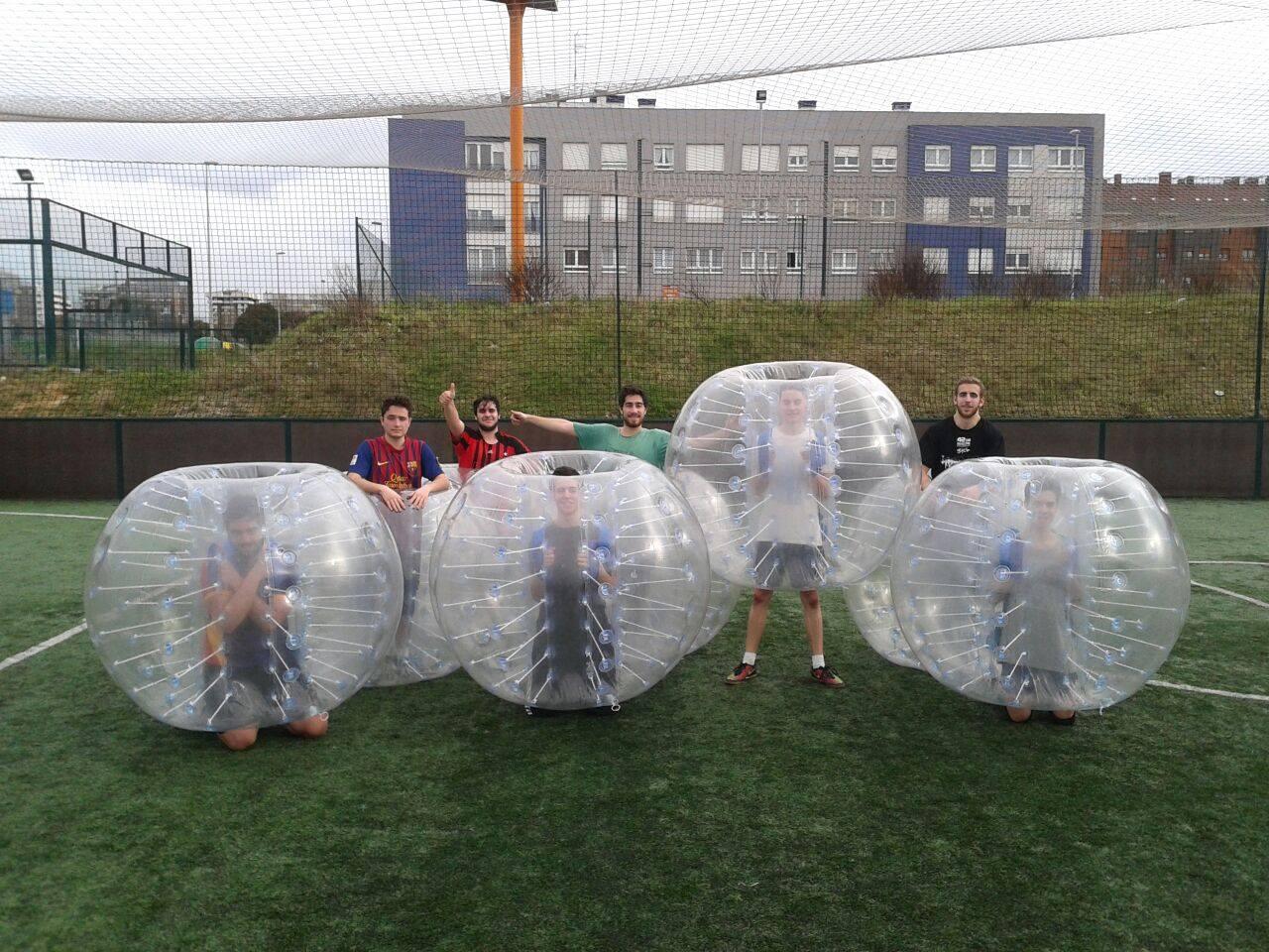 Speedball Gijón