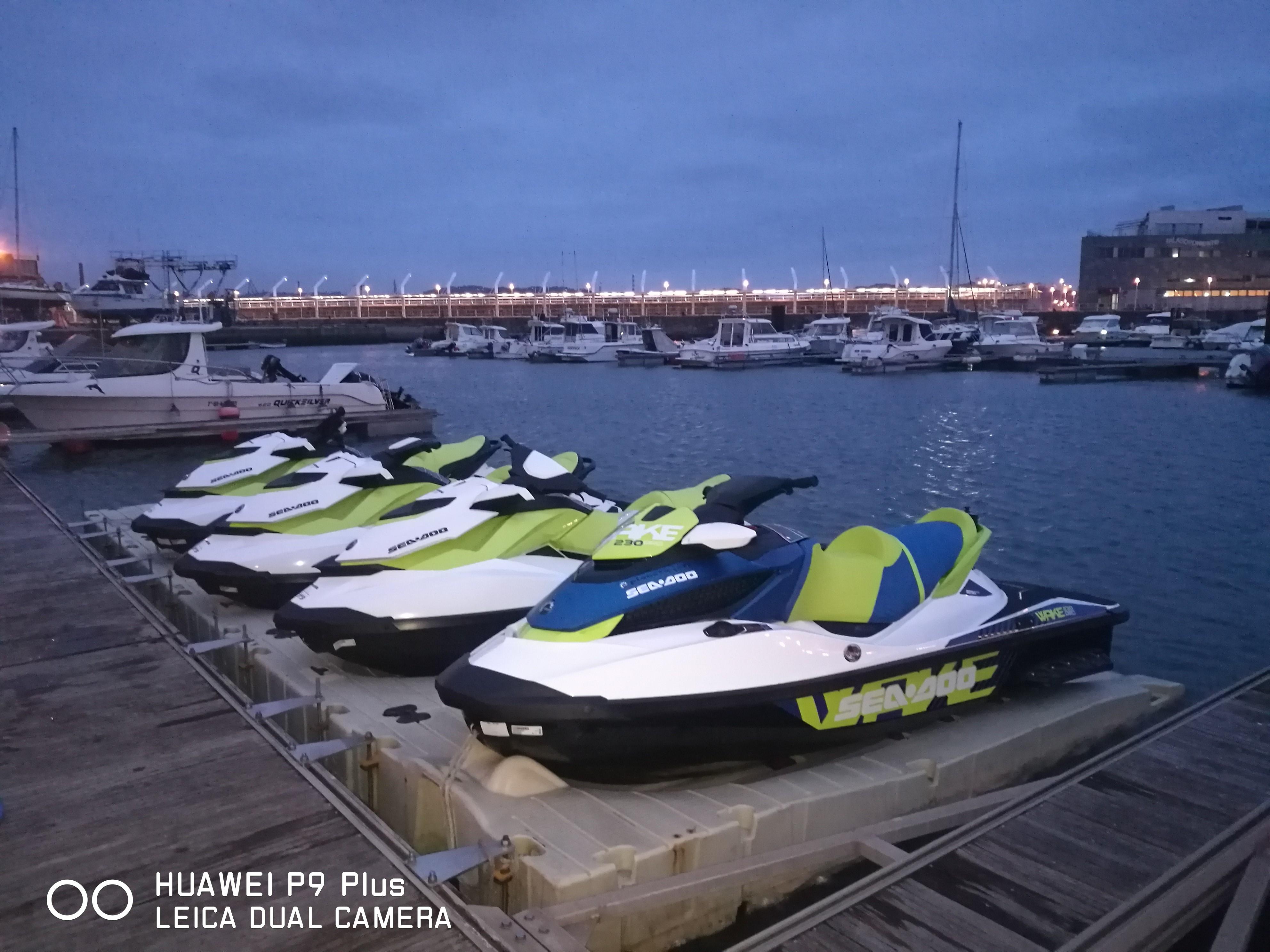 Motos de agua Gijón